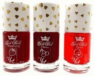 Gel Tint Efeito Natural da Queen