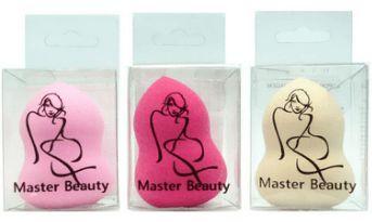 Esponja Master Beauty 03 unidades Atacado