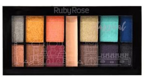 Kit de Sombras Classical Ruby Rose