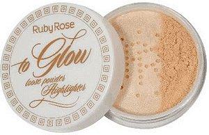 Pó Iluminador To Glow Adorable Ruby Rose