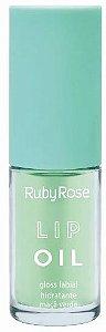 Lip Oil Maça Verde Ruby Rose