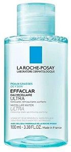 Solução Micelar Pele Oleosa La Roche-posay Effaclar Eau Micellaire Ultra