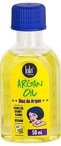 Lola Cosmetics Argan Oil Óleo Capilar