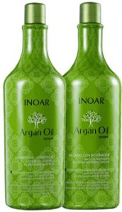 Kit Shampoo e Condicionador Óleo Argan Oil Inoar