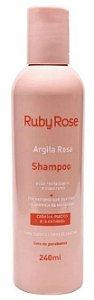 Shampoo Argila Rosa Ruby Rose Atacado