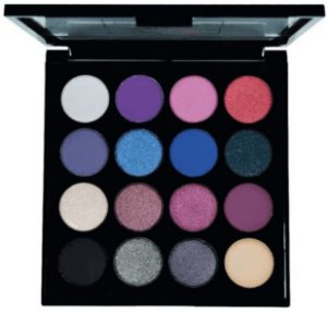 Paleta de Sombras The Lollipop Ruby Rose