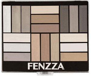Paleta de Sombras Matte Clarity Fenzza PSO77