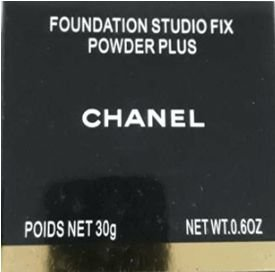 Pó Facial Chanel Foundation Studio Fix Powder Plus