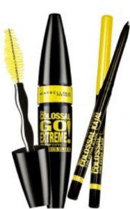 Maybelline Máscara The Colossal Go Extreme Volume Express