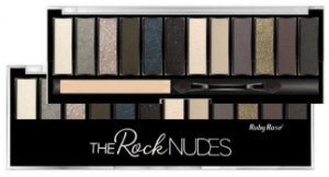 Paleta de Sombras The Rock Nudes Ruby Rose