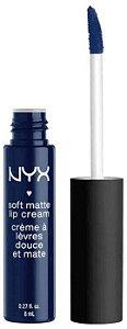 Batom Gloss Soft Matte Lip Creme Cream NYX
