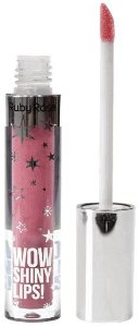 Gloss Labial Wow Shiny Lips Ruby Rose Malva