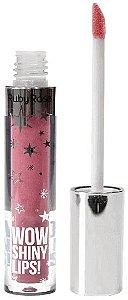 Gloss Labial Wow Shiny Lips Ruby Rose Malva