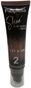 Iluminador Líquido Body Glow Ruby Rose