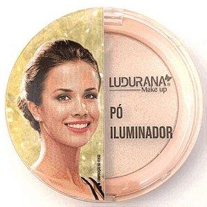 Pó Facial Iluminador Ludurana