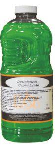 Desinfetante Capim Limão 02 Litros