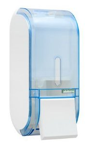 DISPENSER URBAN PREMISSE ESPUMA - 800ML BRANCO COM AZUL