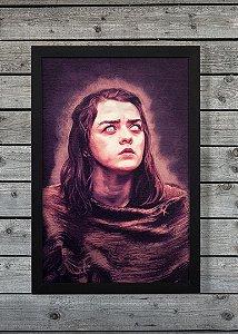 Arya - Quadro Canvas Frame - Game of Thrones