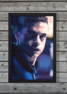 Elliot - Quadro Canvas Frame - Mr. Robot