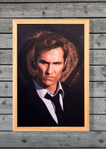 Rust - Quadro  Canvas Frame - True Detective