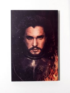 Jon Snow - Quadro MDF - Game of Thrones