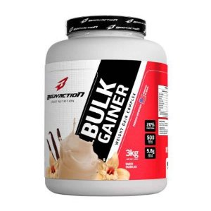 Bulk Gainer 3kg - Bodyaction