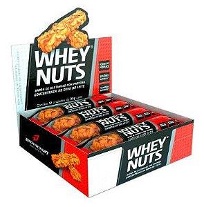 Barra de Proteína Whey Nuts