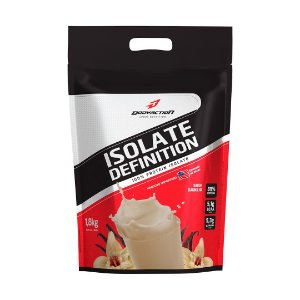 Isolate Definition Saco 1,8kg