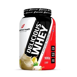 Delicious Whey 900g