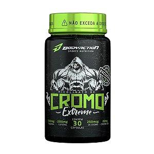 Cromo Extreme 30 Caps - Com Cafeína, Taurina e Coenzima Q-10