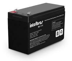 Bateria 7ah Intelbras