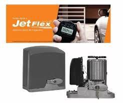 Automatizador de Portão Deslizante Ppa Dz Rio 1/4hp Jet Flex Rápido