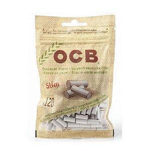 OCB | Filtro Slim Ecologico 6mm Biodegradável