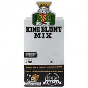 King Blunt | Sem Tabaco - Caixa Mix