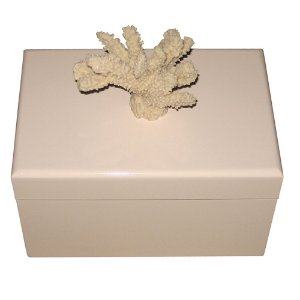 Caixa Decorativa de Resina 24X16X13CM