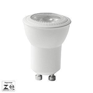 Lâmpada de LED Minidicroica GU10 4W 250LM Bivolt