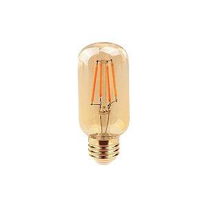 Lâmpada Filamento de LED T45 E27 2W 200LM 2400K Bivolt