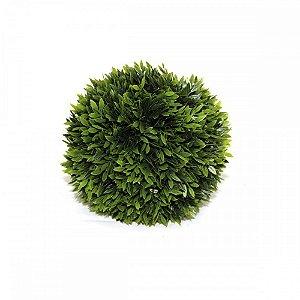 Bola Podocarpus Artificial 18cm