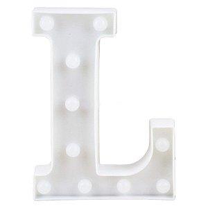 Letra Luminosa L