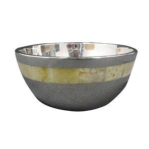 Bowl em Aluminio 13x6cm