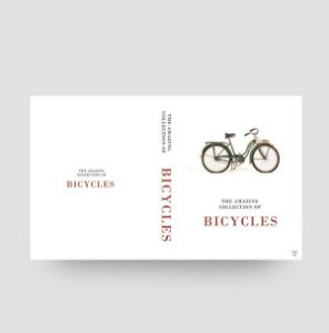 Book Box The Collection of Bicycles