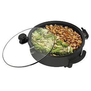 Panela Elétrica 40CM 127v Cook Chef Britânia