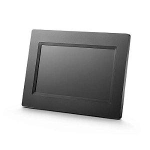 "Porta Retrato Digital Portátil LCD 7"" Multilaser - SP260"