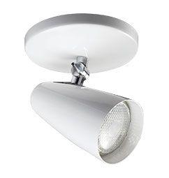Projetor para Lâmpada Incandescente Refletora e PAR20