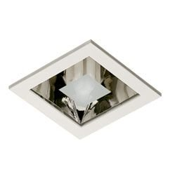 Luminária de Embutir 11x11cm 1xE27/UN-4p