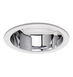 Luminária de Embutir 23cm Redonda E27/UN-4p