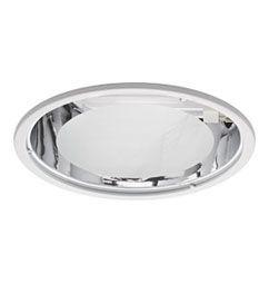 Luminária de Embutir Circular 21cm E27/UN-4p