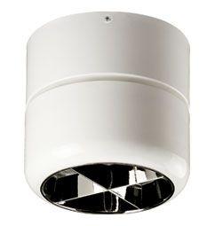Luminária de Sobrepor com Aletas 1xRX7s 24x20cm