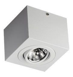 Luminária de Sobrepor Orientável AR70 13,5x13,5x11cm