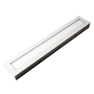 Luminária Sobrepor Smart 10x60x3,5cm 18W